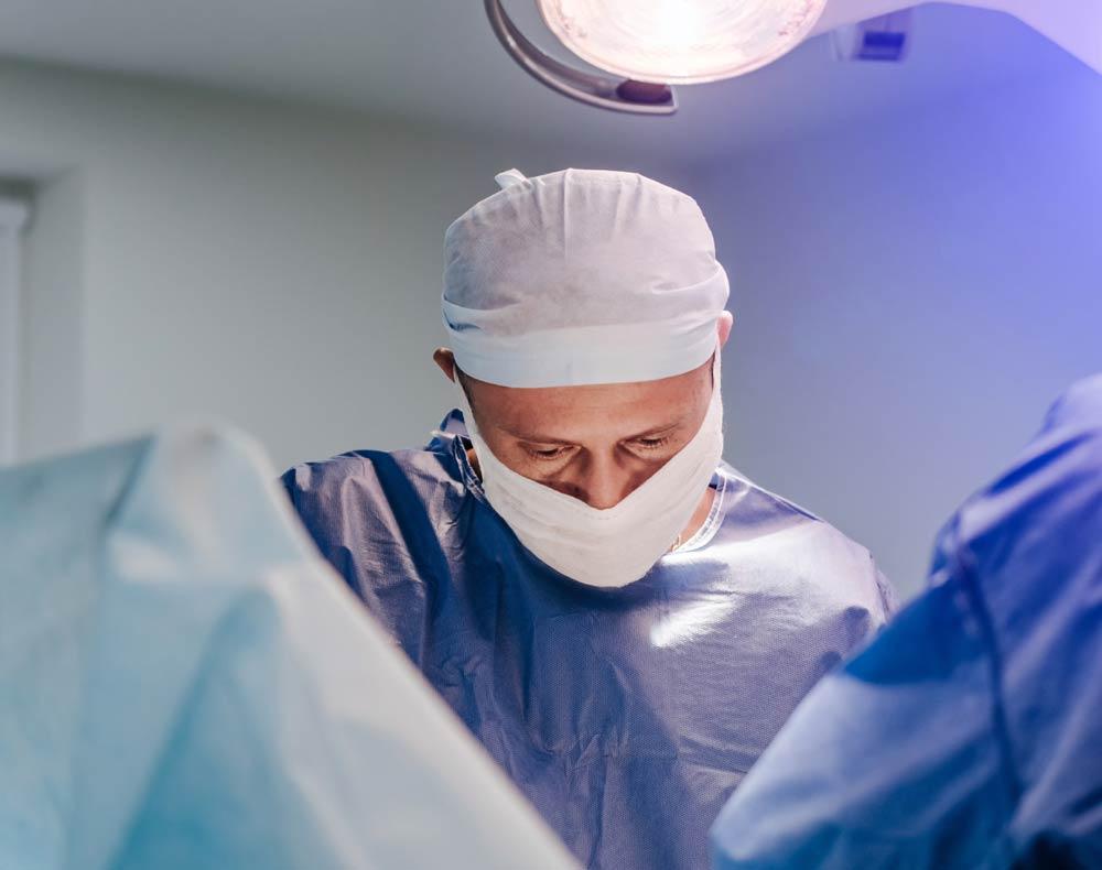 paluch mlotkowaty - operacja w warszawie