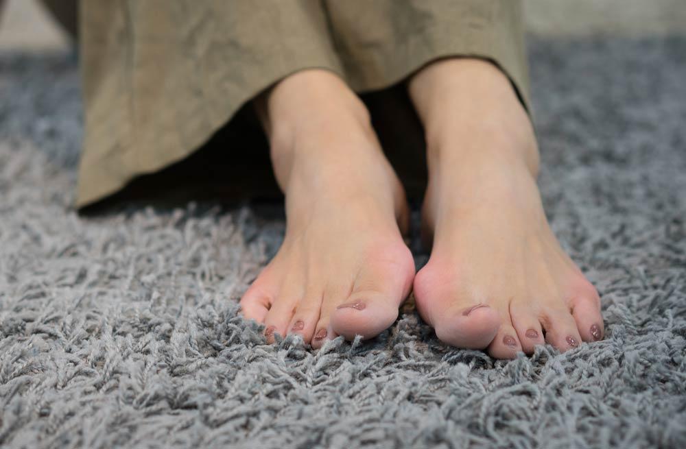 paluch mlotkowaty - przyczyny, leczenie w warszawie